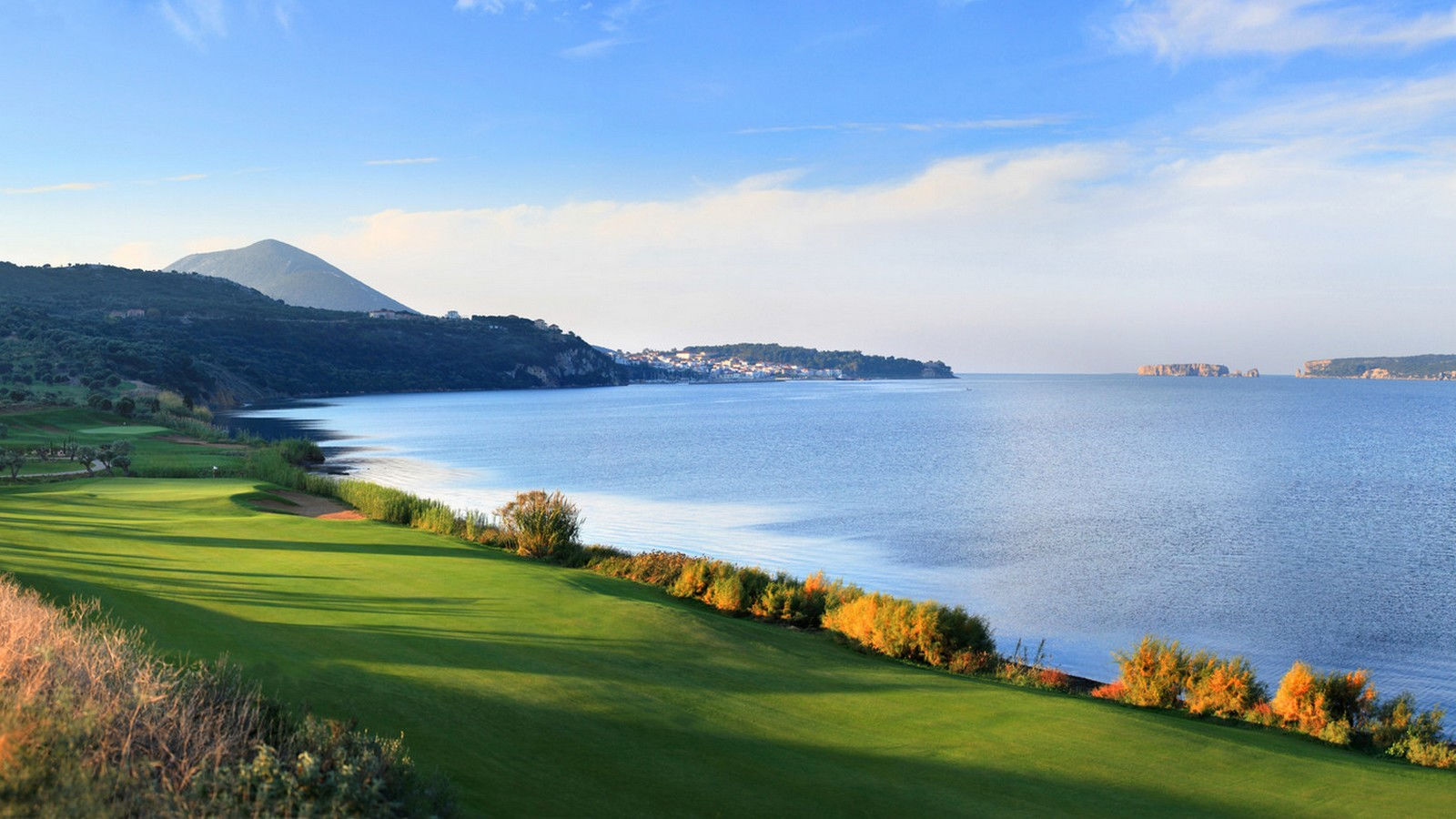 The Westin Resort Costa Navarino Messinia Greece Activities Golf The Bay Course Sea View