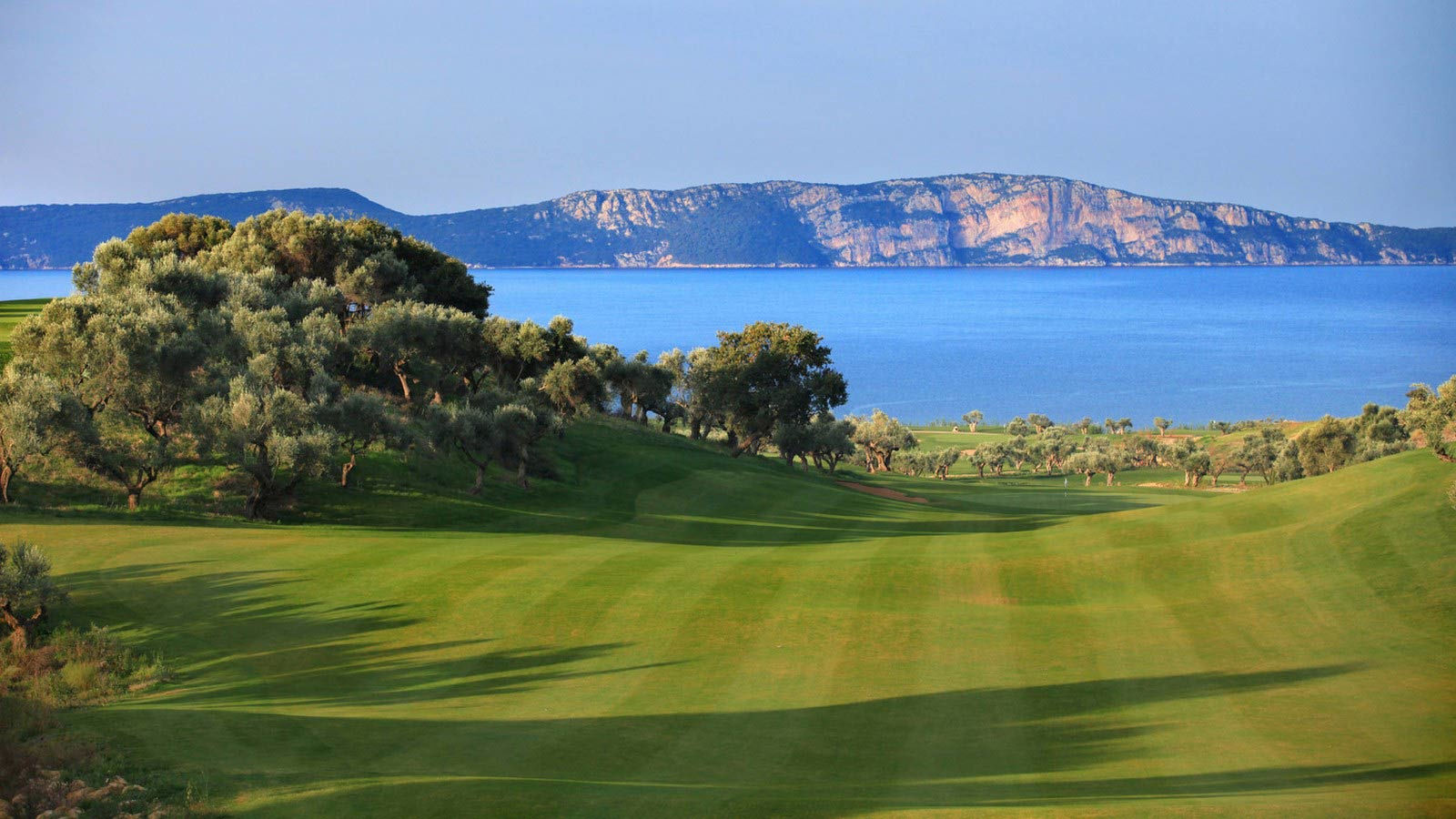 The Westin Resort Costa Navarino Messinia Greece Activities Golf The Bay Course Panoramic Sea View