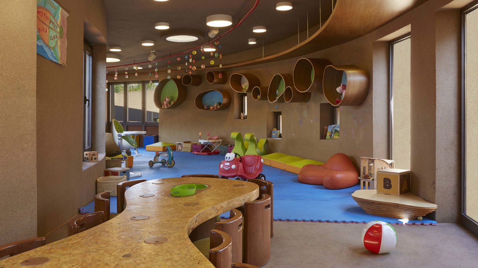 The Westin Resort Costa Navarino Cocoon Kids Club