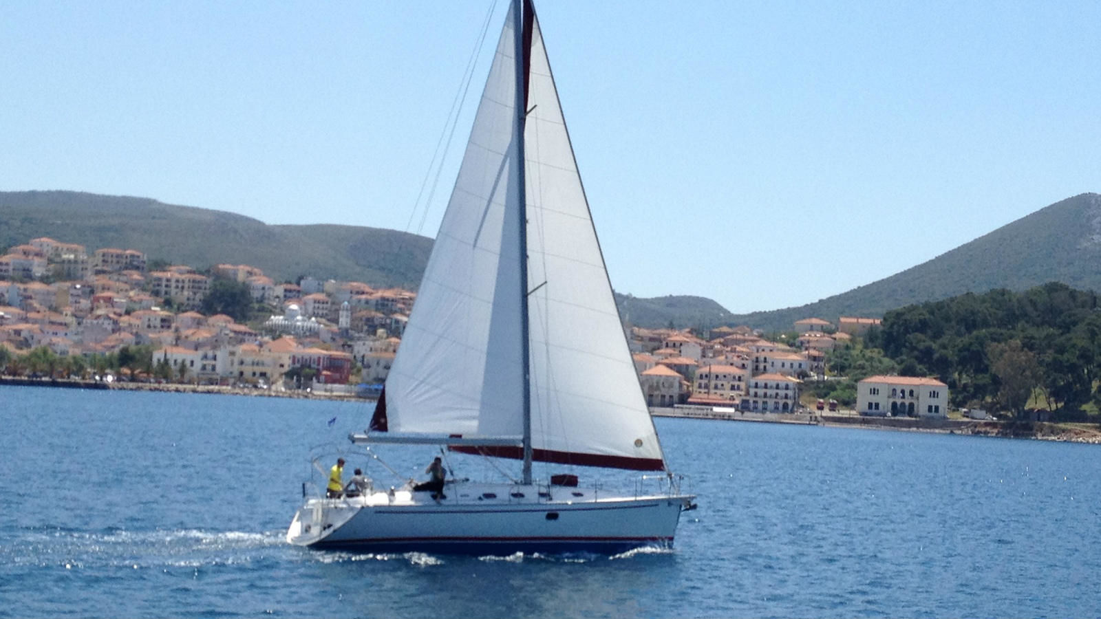 The Westin Resort Costa Navarino Messinia Greece Activities Navarino Sea Yachting Sailing
