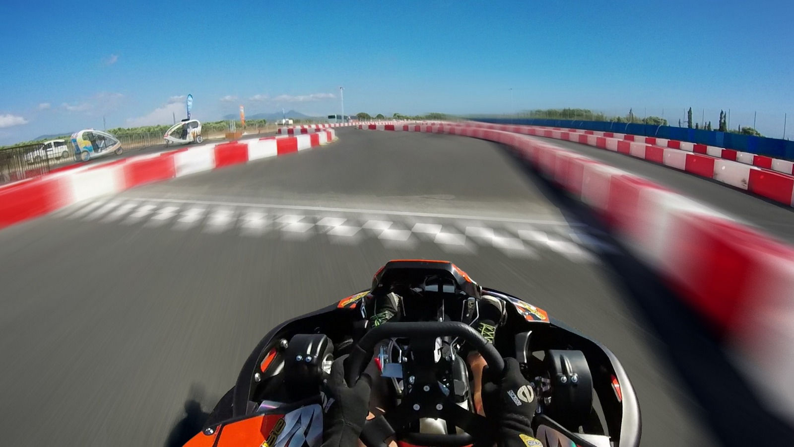 The Westin Resort Costa Navarino Messinia Greece Activities Navarino Speed Park Experience